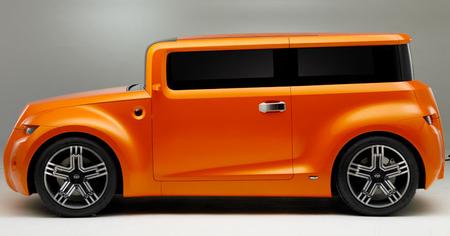 Scionбюджетный вариант дизайнерских авто избудущего. Изображение № 17.
