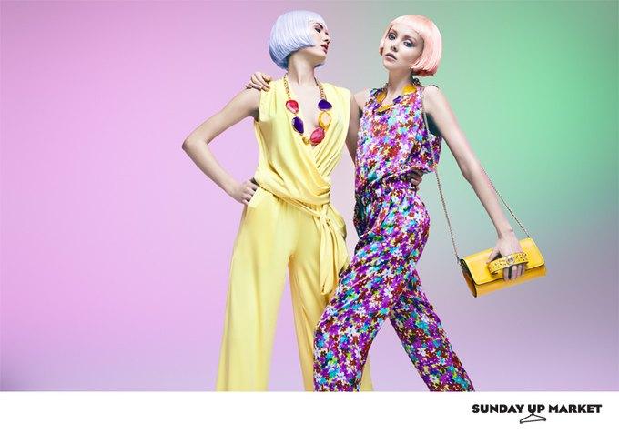 Вышли лукбуки Sultanna Frantsuzova и Sunday Up Market. Изображение № 10.