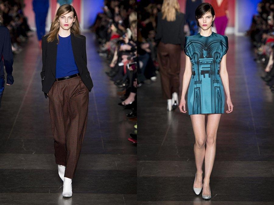 Неделя моды в Лондоне:  Дни 2 и 3. Изображение № 53.