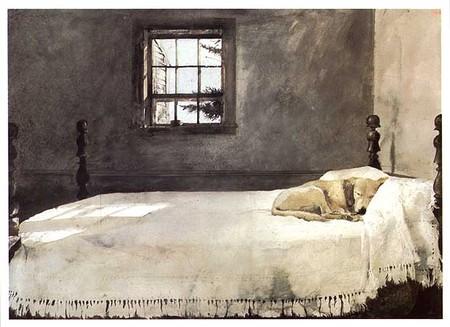 Andrew Wyeth- живопись длясозерцания иразмышления. Изображение № 26.