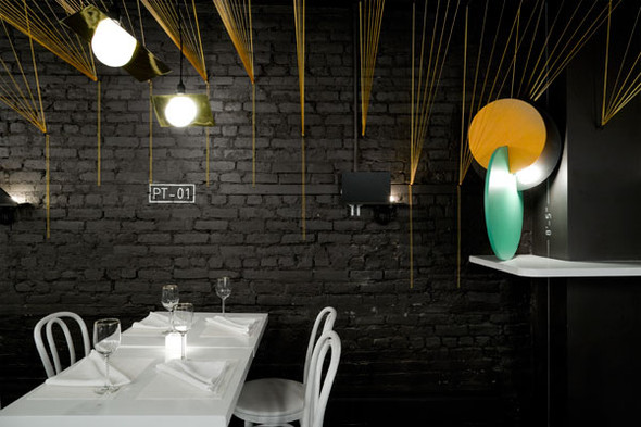 Место есть: Новые рестораны в главных городах мира. Изображение № 64.