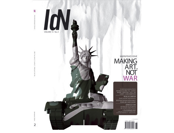 Изображение 3. Журналы недели: 6 популярных изданий о графическом дизайне.. Изображение № 3.
