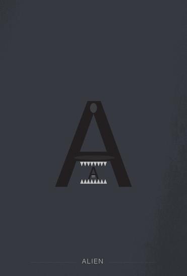 Гельветика и супергерои: Как сделать новый алфавит. Изображение № 1.