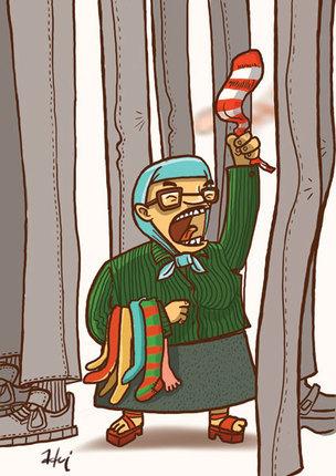Ироничные иллюстрации Сергея Ратникова. Изображение № 22.