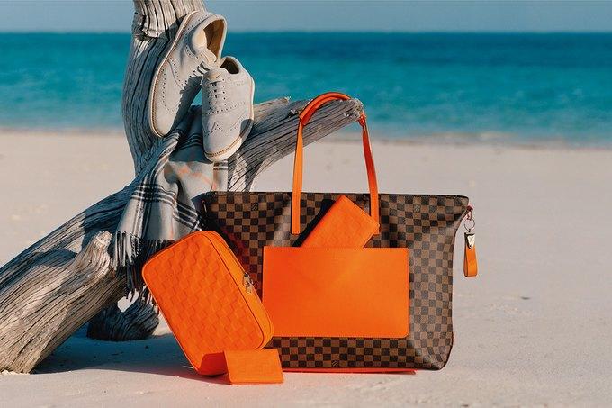 Вышли новые лукбуки Burberry, Fred Perry и Louis Vuitton. Изображение № 28.