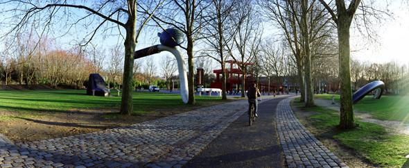 Изображение 7. Париж: сады и парки.. Изображение № 9.