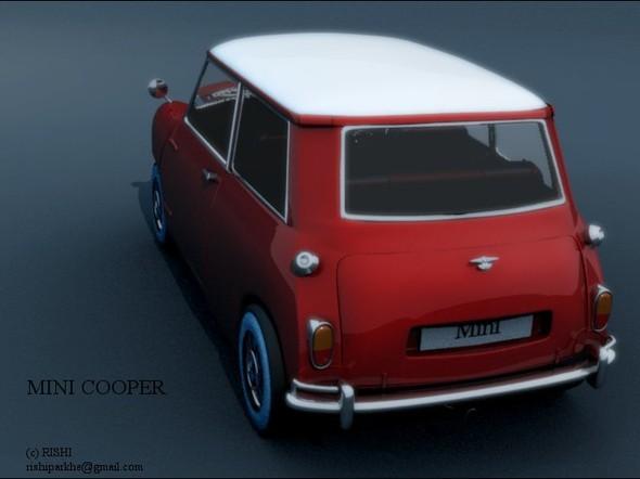 Mini Сooper – 50 лет. Изображение № 19.