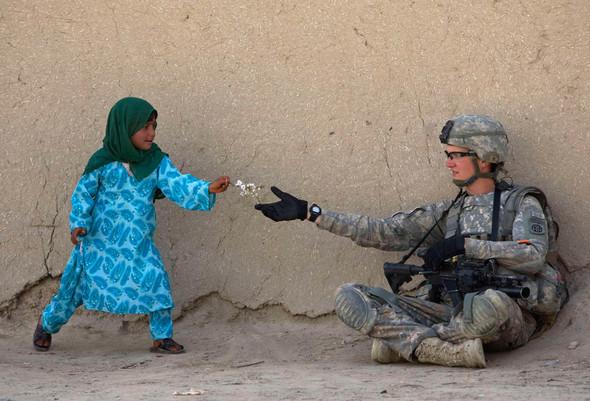 Афганистан. Военная фотография. Изображение № 250.