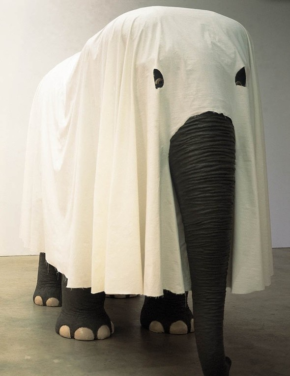 """Нью-Йоркская выставка Маурицио Каттелана """"Все"""". Изображение № 12."""