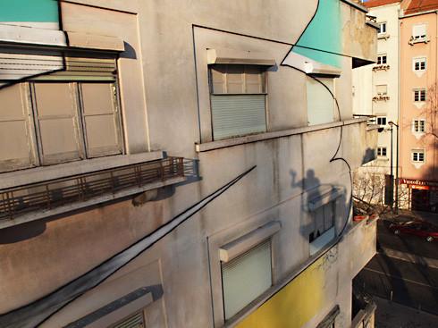 Абстрактное граффити: Стрит-художники об улицах, публике, опасности и свободе. Изображение № 17.