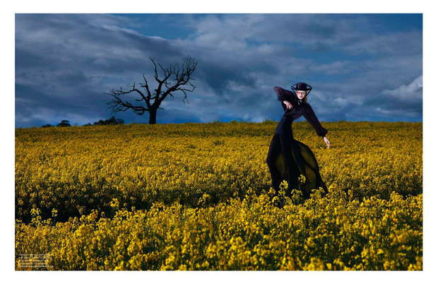 Новые съемки Dazed & Confused, Vogue, i-D и W Magazine. Изображение № 16.