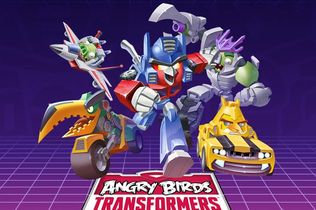 Rovio выпустит Angry Birds по вселенной «Трансформеров» . Изображение № 1.