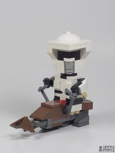 Изображение 19. Lego-герои CubeDude .. Изображение № 19.