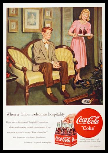 Изображение 36. Coca-cola – История бренда, история рекламы.. Изображение № 36.