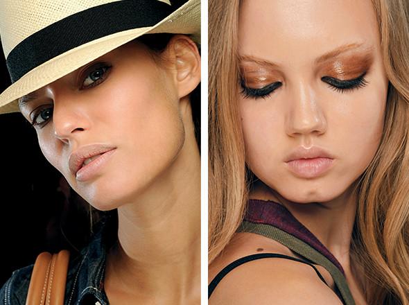 Изображение 4. Красная стрела: тенденции макияжа SS 2011.. Изображение № 14.
