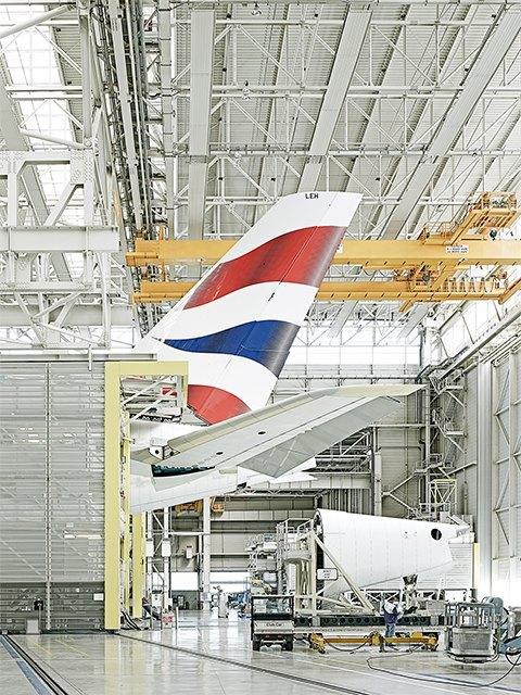 Фото: как собирают самолёты Airbus. Изображение № 4.