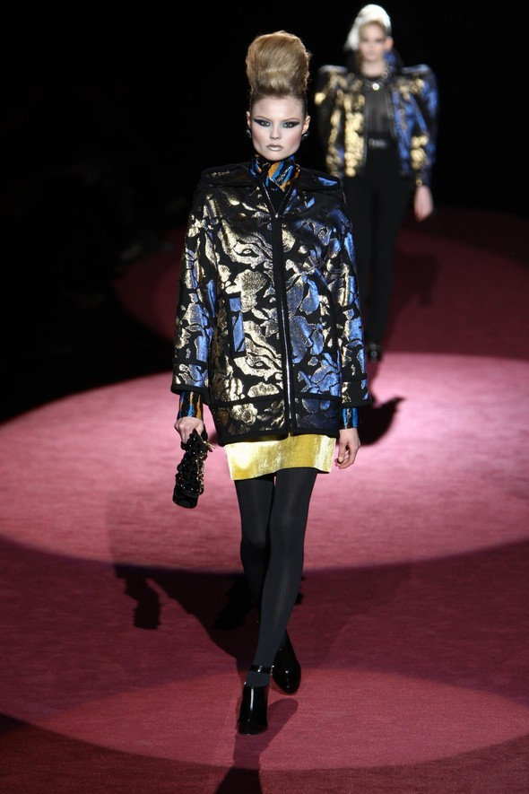 Marc Jacobs fall winter 2009–2010. Изображение № 7.