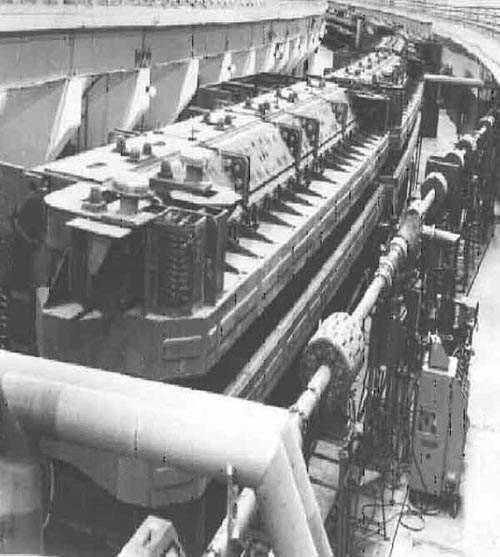 Заброшенный советский большой адронный коллайдер. Изображение № 12.