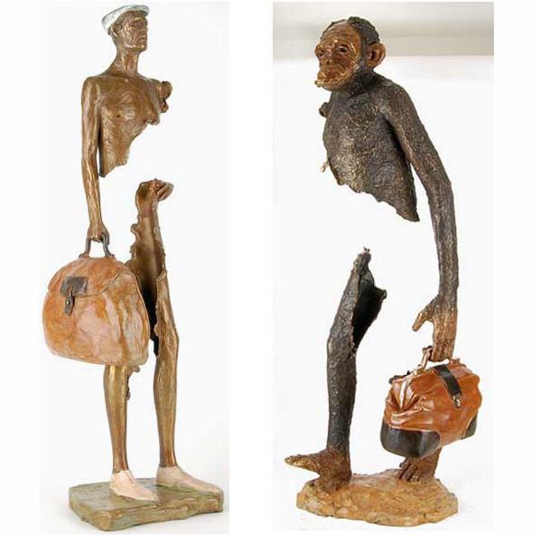 Скульптуры Bruno Catalano. Изображение № 5.
