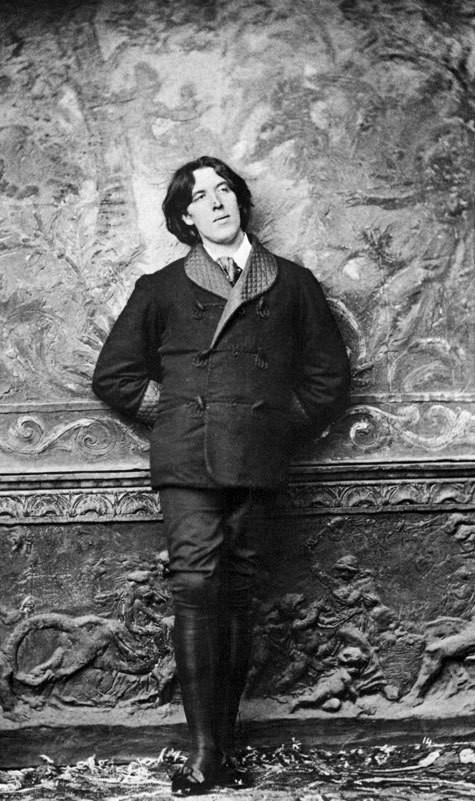 Оскар Уайльд в Нью-Йорке, 1882.. Изображение № 7.