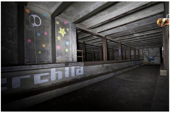 Подземное искусство в Нью-Йорке, светящееся кладбище в Лондоне и другие новости. Изображение № 10.