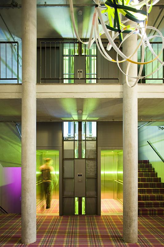 Design Hotels: FACTORY HOTEL, Германия. Изображение № 20.