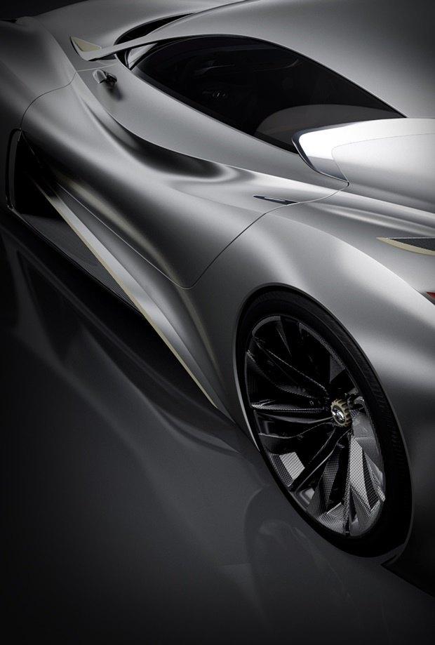 Концепт: суперкар Infiniti для игры Gran Turismo. Изображение № 13.