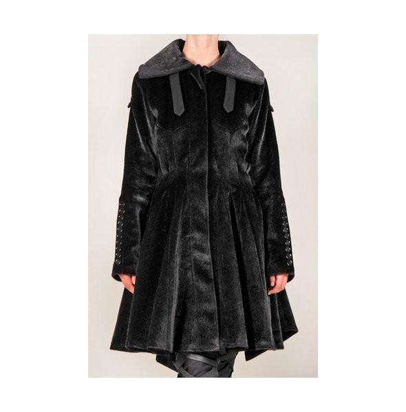 Пальто-пиджак Valery Kovalska. Изображение № 4.