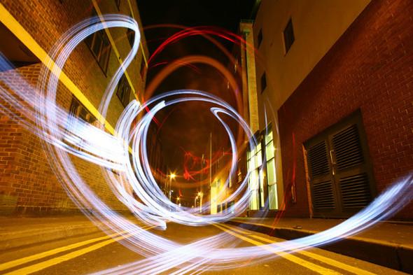 Да будет свет: 7 мастеров по световым граффити. Изображение № 58.