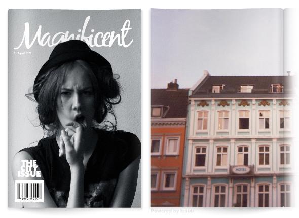 Лучшие журналы месяца наissuu. com. Изображение № 47.