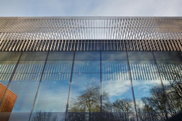 Здание Университета Манчестера / MUMA. Изображение № 37.