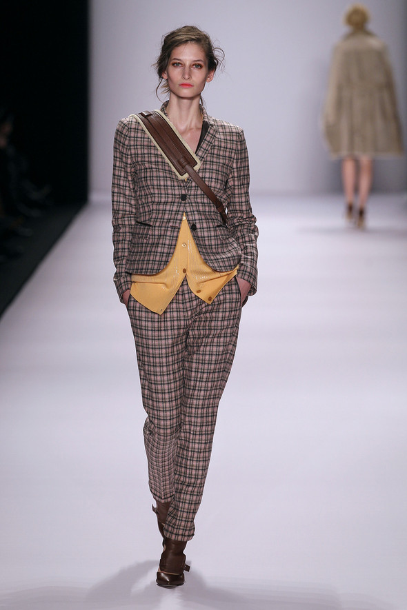 Berlin Fashion Week A/W 2012: Escada Sport. Изображение № 3.