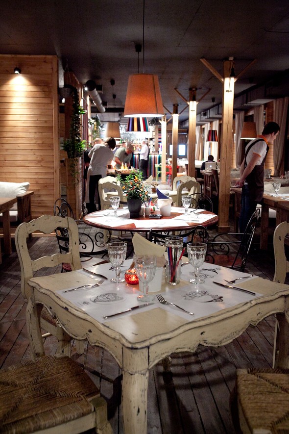 Торжественное открытие ресторана на воде REGATTA. Изображение № 7.