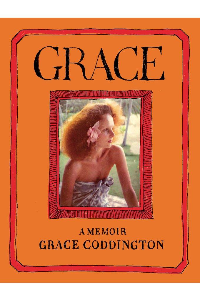 Мемуары Грейс Коддингтон выходят на русском языке. Изображение № 1.