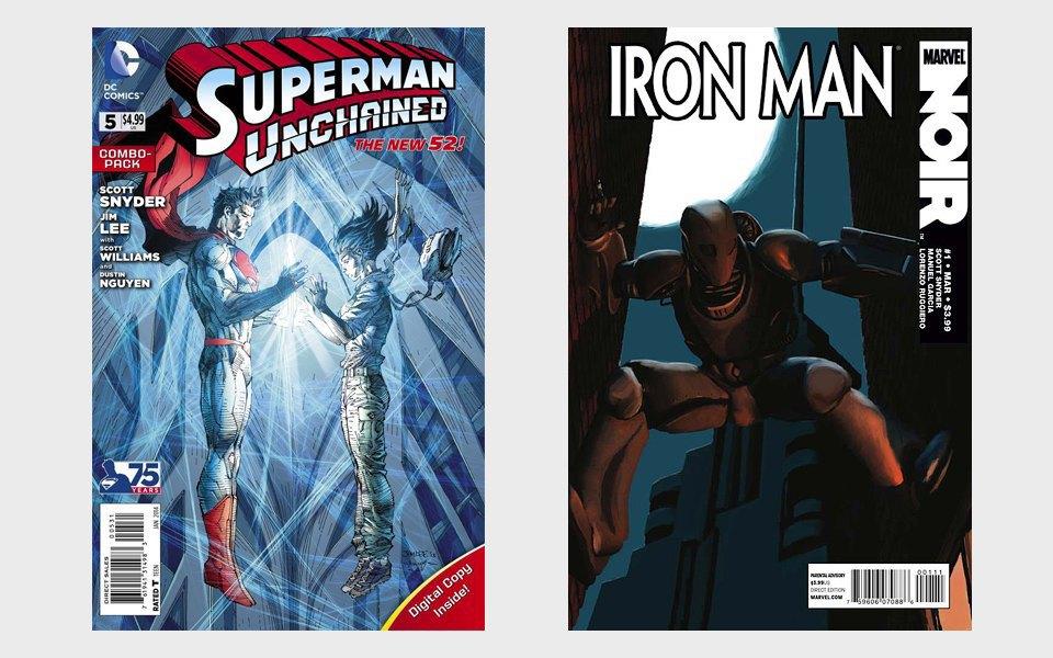 Как читать супергеройские комиксы: Руководство для начинающих. Изображение № 39.