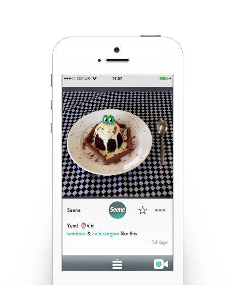 Seene: Как сделать Instagram в 3D-формате. Изображение № 4.