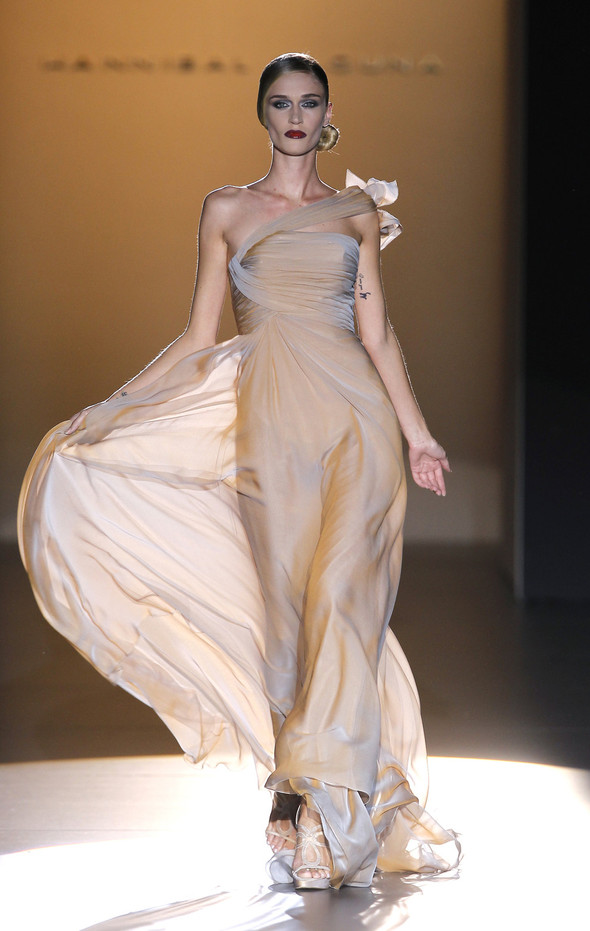 Madrid Fashion Week SS 2012: Hannibal Laguna. Изображение № 2.