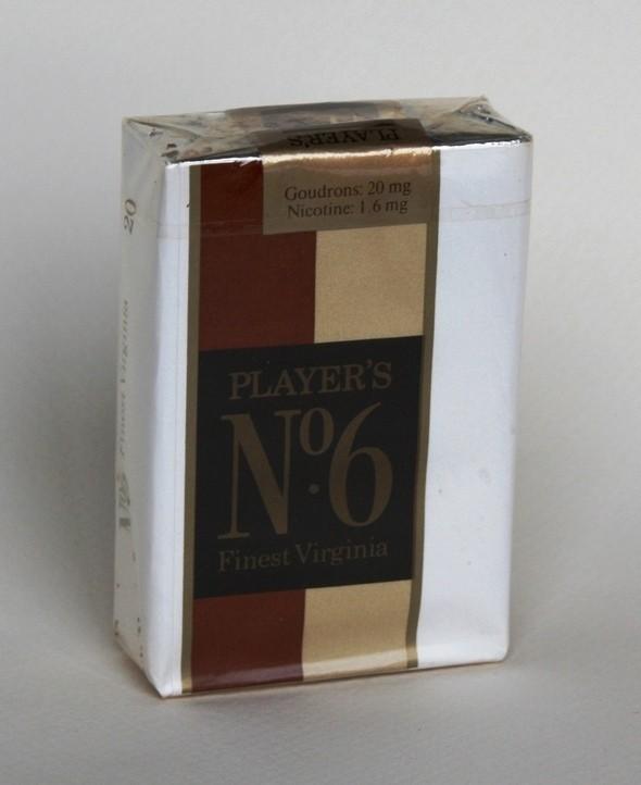 Изображение 38. Ретроспектива сигаретной пачки.. Изображение № 38.