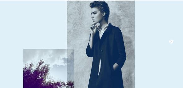 Кампания: Аризона Мьюз для Massimo Dutti SS 2012. Изображение № 1.