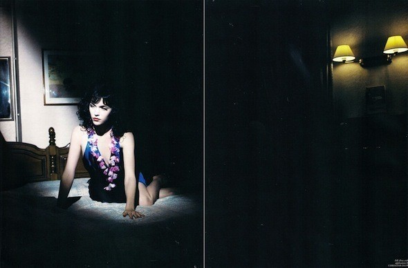 Изображение 20. Съемки: Love, Purple Fashion, Vogue и другие.. Изображение № 26.