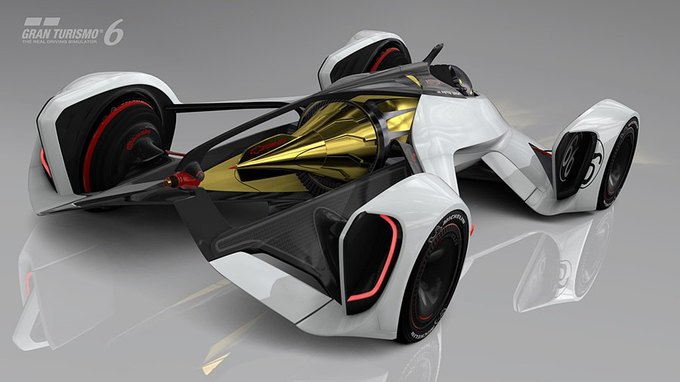 Chevrolet создала суперкар для Gran Turismo. Изображение № 28.