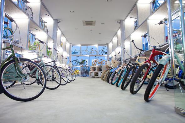 Electra Bike Hub. Изображение № 1.