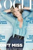 Кейт Мосс, наобложках главных модных журналов планеты. Изображение № 18.