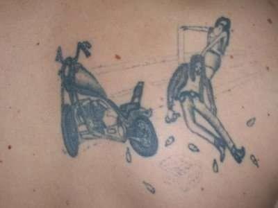 Childish Tattoos или Детская татуировка. Изображение № 14.