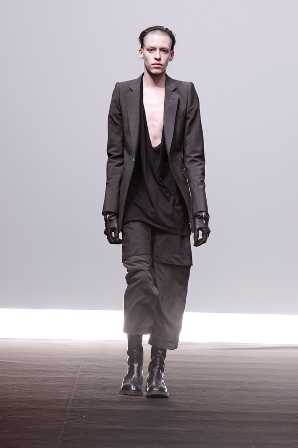 Rick Owens Fall Winter 2009 2010. Изображение № 22.
