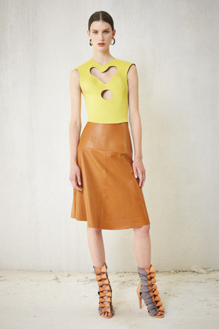 Коллекции  Resort 2013: Balenciaga, The Row, Pringle of Scotland и другие. Изображение № 3.