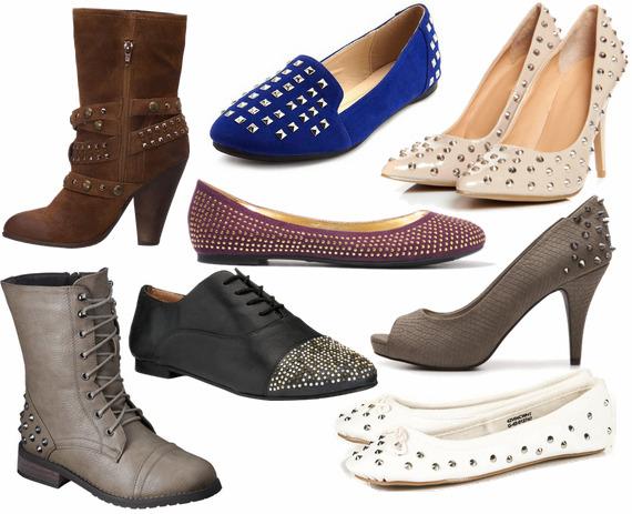 Стильная обувь: осень 2012. Изображение № 6.