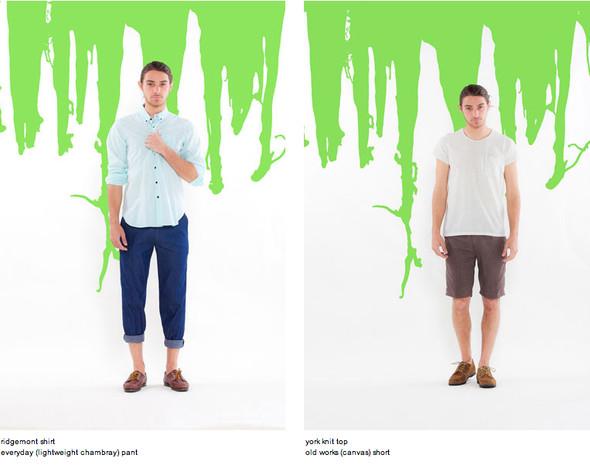 Изображение 39. Obey Весна/Лето 2011.. Изображение № 18.