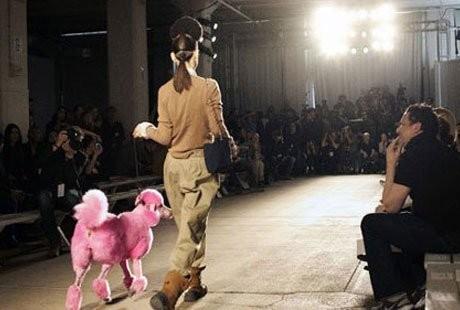 Изображение 7. Коллекция Isaac Mizrahi на Неделе моды Mercedes Benz Fashion Week 2011.. Изображение № 7.