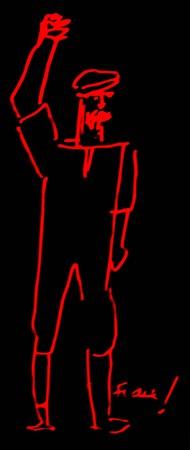 Оскар Нимейер – Рисунки. Изображение № 9.